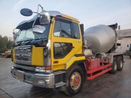 UD TRUCKS Tank trucks/Mixer trucks KC-CW53BNH 1999/5