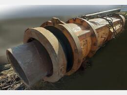 日本車輌製造 アタッチメント(建設機械) 油圧ハンマー