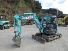 KOBELCO Mini excavators SK20SR-5 2014