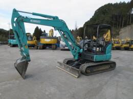 KOBELCO Mini excavators SK55SR-6E 2019
