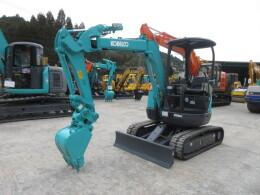KOBELCO Mini excavators SK30UR-5 2014