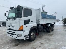 HINO Dump trucks ADG-FS1EPYA 2007/3