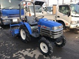 ISEKI Tractors TM17F-UP