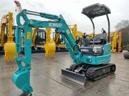 KOBELCO Mini excavators SK17SR-5 2019