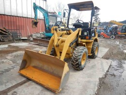 CATERPILLAR Wheel loaders 901B2 2012