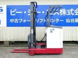 NICHIYU Forklifts FBRM14-75B-400 2013