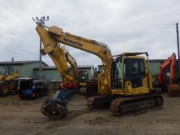 KOMATSU Excavators PC138US-8NM 2012