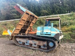 YANMAR Carrier dumps C60R 1990