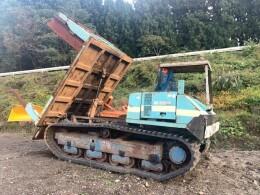 YANMAR Carrier dumps C60R 1990
