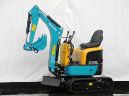 KUBOTA Mini excavators U-008-5 2021