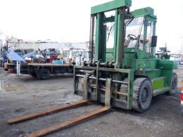 KOMATSU Forklifts FD135T-6 2001