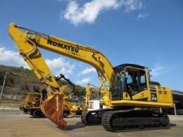 KOMATSU Excavators PC210-10 2014