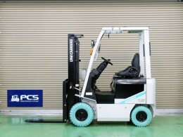 UNICARRIERS Forklifts J1B1 2014