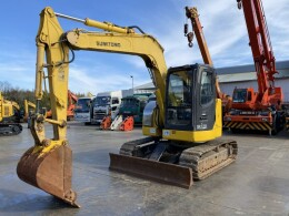SUMITOMO Excavators SH75X-3B 2012