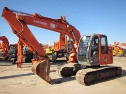 HITACHI Excavators ZX135US 2007