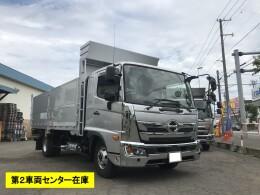 日野 ダンプ車 2KG-FD2ABA 2020年8月