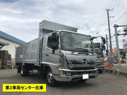 HINO Dump trucks 2KG-FD2ABA 2020/8