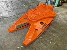 NPK Attachments(Construction) Steel shear