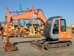 HITACHI Excavators ZX70 2003
