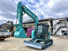 KOBELCO Excavators SK75SRD-3E 2015