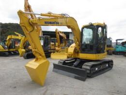 KOMATSU Excavators PC78US-8 2013