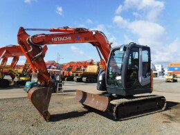 HITACHI Excavators ZX75US-3 2010