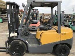 UNICARRIERS Forklifts FD30T4 2014