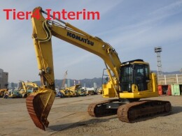 KOMATSU Excavators PC228US-10 2016