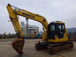 KOMATSU Excavators PC138US-10 2016