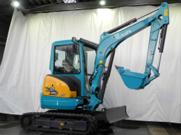 KUBOTA Mini excavators U-30-5 2015