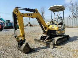 YANMAR Mini excavators ViO27-5B 2013