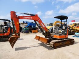 HITACHI Mini excavators ZX40U-5A 2014