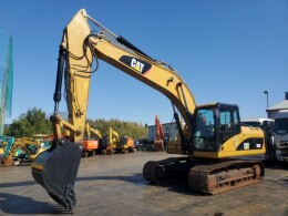 CATERPILLAR Excavators 320D-E 2011