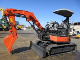 HITACHI Mini excavators ZX35U-5A 2014