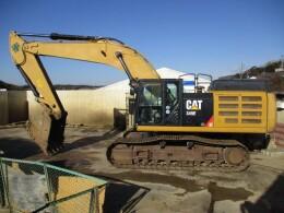 CATERPILLAR Excavators 349E 2013