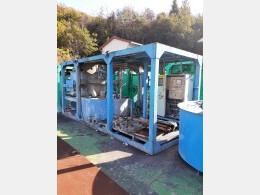 KOKEN BORING MACHINE Parts/Others(Construction) Full automated plant 1997