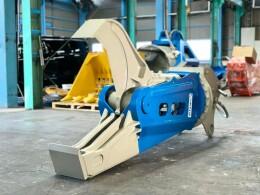 OKADA AIYON Attachments(Construction) Wood shear