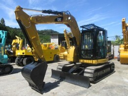 CATERPILLAR Excavators 308E2 CR 2015