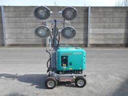 ヤンマー 投光器 LB430F