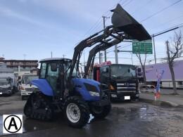 ISEKI Tractors TJV85C