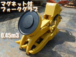 飯田鉄工 アタッチメント(建設機械) 機械式フォーク