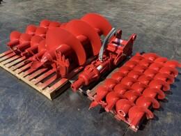 丸善工業 アタッチメント(建設機械) 油圧式オーガ