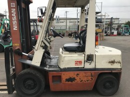 NISSAN Forklifts PH02A25 1991
