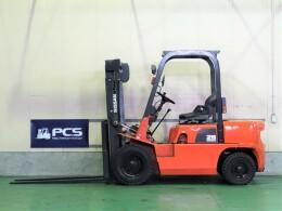 NISSAN Forklifts PJ02 2003