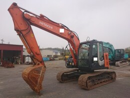 HITACHI Excavators ZX135US-3 2011