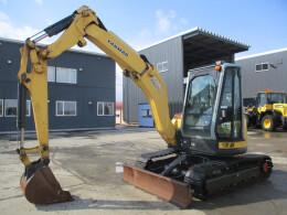 YANMAR Mini excavators B6-6A 2013