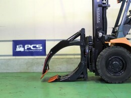TOYOTA Attachments(Forklift) Roll clamp