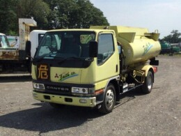 MITSUBISHI FUSO Tank trucks/Mixer trucks KK-FE53ECX 2000/10