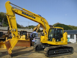 KOMATSU Excavators PC228US-11 2020