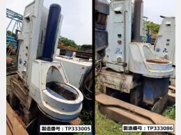 GIKEN Pile drivers/Drills TP333 1993